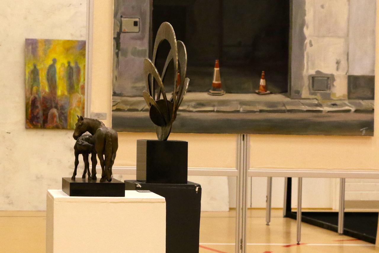 Iisalmen kuvataideseuran näyttely