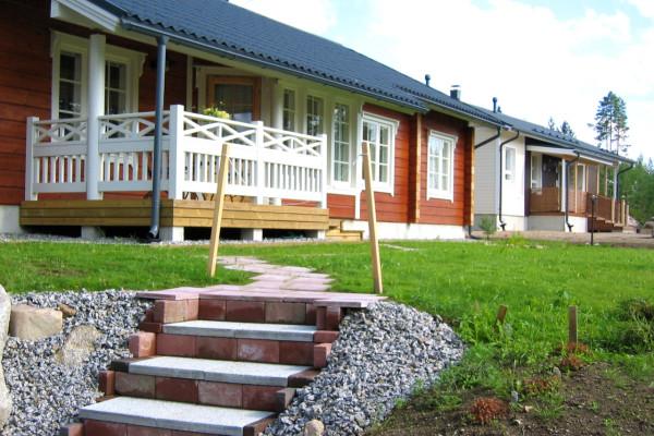 Ensimmäinen Omakotitalonäyttely 2009 toi Petäjäveden kuntaan hurjan kasvun väkilukuun